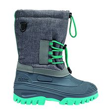 CMP Kinder Winterstiefel Ahto WP Snow Boots 3Q49574K Asphalt Melange 26