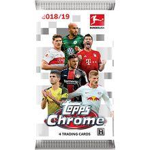 Bundesliga Chrome 2018/2019 Karten