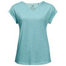 Jack Wolfskin - Women's Coral Coast T - T-Shirt Gr XS türkis