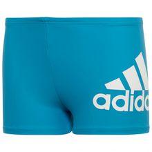 adidas - Kid's Badge of Sport Boxer - Badehose Gr 104;110;116;128;140;152;158;164 schwarz