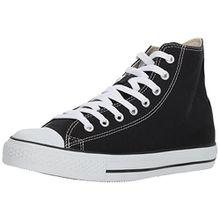 Converse Unisex-Erwachsene Sneakers, Schwarz - Schwarz (Black) - Größe: 39 EU