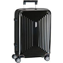 Samsonite Trolley + Koffer Neopulse Spinner 55/20 Metallic Black (38 Liter)