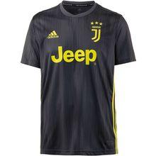 adidas Performance Fußballtrikot Juventus Turin 18/19 CL Trikots schwarz Herren