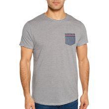 Mishumo T-Shirt in schwarz für Herren