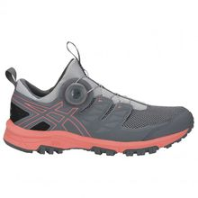 Asics - Women's Gel-FujiRado - Trailrunningschuhe Gr 5,5;6;6,5;8,5 grau/rot