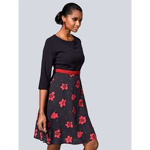 Alba Moda Kleid schwarz Damen