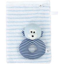 bellybutton Geschenkset Waschhandschuh und Rassel
