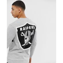 Only & Sons - NFL Raiders - Sweatshirt - Grau