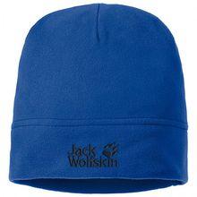 Jack Wolfskin - Real Stuff Cap - Mütze Gr 55-59 cm schwarz/blau;schwarz;weiß/grau;schwarz/grau