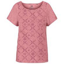 Jack Wolfskin - Women's Moro Maori T - T-Shirt Gr L;M;XL blau/schwarz;rot/rosa