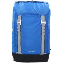 CHIEMSEE Rucksack blau / grau / schwarz