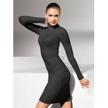 Merino Rib Dress - 8763 - L