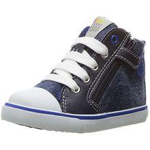 Geox Baby Jungen B Kiwi Boy I Lauflernschuhe, Blau (Navy/ROYALC4226), 23 EU