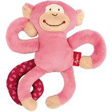 Anhänger Affe, pink (42168)