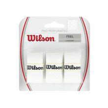 Wilson - Pro Overgrip Perforated - 3 Stück (weiß)