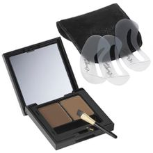 Christian Faye Augenmake-up Duo Eyebrow Powder Augen-Makeup 3.0 g