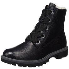 Tamaris Damen 26720 Combat Boots, Schwarz (Black Struct), 38 EU