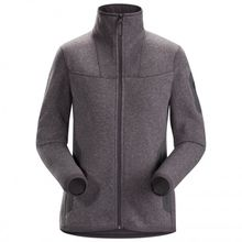 Arc'teryx - Women's Covert Cardigan - Fleecejacke Gr L;M;S;XL schwarz;schwarz/grau