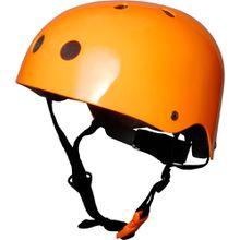 kiddimoto® Design Sport Helm Neon Orange