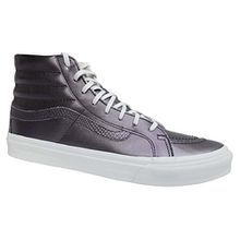 Vans Sk8-Hi Slim Damen Sneaker metallic (38 EU, (Metallic) Thiste Purple (metallic lila))