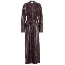 Kleid Rosana aus Lederimitat
