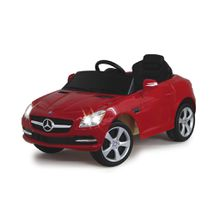 XXXL KINDERAUTO Ride-on Mercedes SLK, Rot