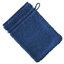 Vossen Vienna Style Supersoft Waschhandschuh 16x22 deep blue