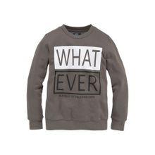 """BUFFALO Sweatshirt """"WHAT EVER"""", für Jungen brokat / weiß"""