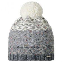 Stöhr - Toft - Mütze grau;grau/weiß