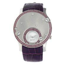 ESPRIT Armbanduhr Galene EL101632F05 rotviolett / silber