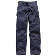 Dickies Damen Redhawk Arbeitshose / Hose, reguläre Länge (40 DE) (Marineblau)