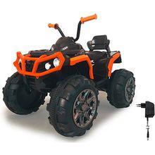 Ride-on Quad Protector orange 12V