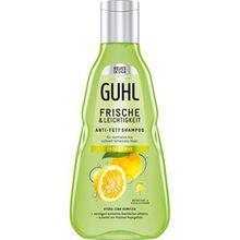 Guhl Haarpflege Shampoo Frische & Leichtigkeit Anti-Fett Shampoo 250 ml