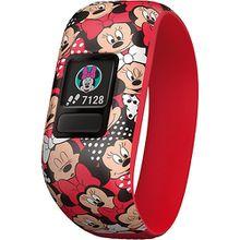Garmin vivofit jr. 2 Action Watch Minnie Mouse rot Mädchen Kinder
