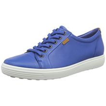 Ecco Soft 7 Ladies, Damen Sneakers, Blau (Bermuda BLUE01490), 38 EU (5 Damen UK)