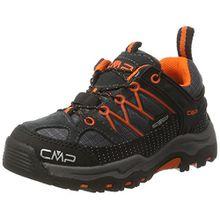 CMP Unisex-Kinder Rigel Trekking-& Wanderhalbschuhe, Schwarz (Asphalt), 31 EU
