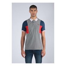 Kaporal Poloshirt Nalla mit klassischem Design Poloshirts grau Herren