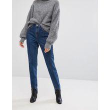 Noisy May – Jeans mit Steg-Blau