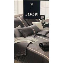 JOOP! Bettwäsche Decor | 9 graphit - 155 x 220 cm