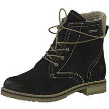 Tamaris Damenschuhe 1-1-26243-29 Damen Stiefel, Boots, Damen Stiefeletten, Herbstschuhe & Winterschuhe für Modebewusste Frau Schwarz (Black), EU 42
