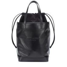 Bucket-Bag Teddy aus Leder