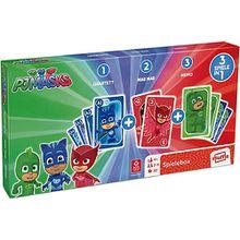 PJ Masks - 3 in 1 Spielebox