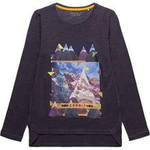 ESPRIT Shirt nachtblau / mischfarben