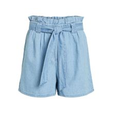 VILA Shorts blue denim