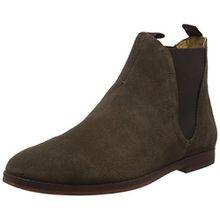 Hudson Herren Tamper Suede Chelsea Boots, Braun, 41 EU