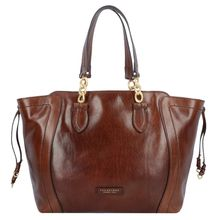 The Bridge Argentario Shopper Tasche Leder 40 cm
