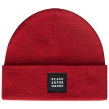 Peak Performance - Switch.Hat - Mütze Gr One Size grau/schwarz;schwarz;rot
