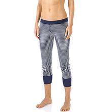 Mey Night2day Night2day Damen Yoga Pants Blau L