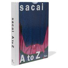 Rizzoli - Sacai: A To Z – Gebundenes Buch - Blau