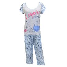 Disney Eeyore Damen Schlafanzug EUR 36-38 (UK 8-10)